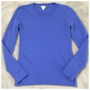J. Crew Cotton Wool Sweat size XS